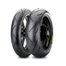 Pirelli Angel ST Tyre Pair 120//70 180//55 zr17 YAMAHA YZF1000R THUNDERACE 1996-02
