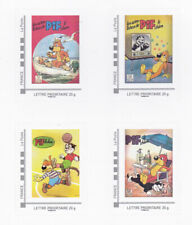 France 2019 Collector Adhesive stamps Comics BD Pif le chien Luxe RARE