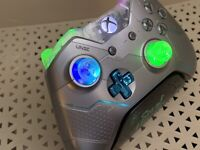 Limited Edition Halo 5 Xbox One Controller w LEDs Apex COD HALO