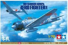 Tamiya 60780 1/72 Mitsubishi A6M2b Zero Fighter (Zeke)