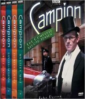 Campion - The Complete Second Season (Boxset) New DVD