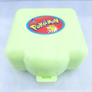 Vintage Pokemon Nintendo Mini Playset Polly Pocket 1997 Green