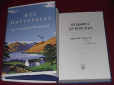 *Signed* ROY HATTERSLEY 'In Search Of England' HB 1st VGC