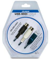 Alesis USB-MIDI-Kabel Y-USB-Midi-Kabel