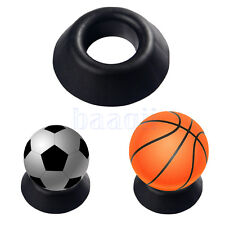Ball Stand Display Rack Holder Basketball Football Soccer Ball Support Base MA