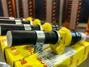Alfa Romeo 75 1.6 ie,1.8 ie  Genuine Brand New Bosch Replacement Fuel injectors