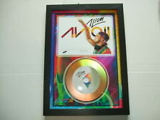 AVICII   SIGNED  DISC 78