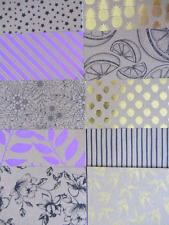 10 x Papercraft Designs Mix & Match 6 x 6 Papers Collection 2 For Cardmaking