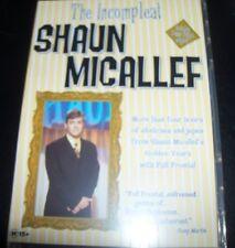 Shaun Micallef The Incompleat (Australia Region 4) 2 DVD - Like New