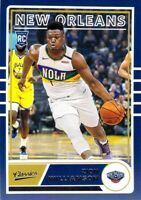 Zion Williamson RC 2019-20 Chronicles Classics Rookie Card #664 NOLA Pelicans ??
