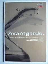 Prospekt Audi A6 Avant zur Premiere, 1.1995, 36 Seiten