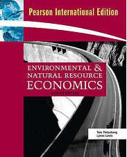 Environmental & Natural Resource Economics: International Edition, Tietenberg, T