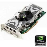 NVIDIA Quadro FX 4500 PCIe 512MB video card  Mac Pro 2006-07 CAD/3D graphics