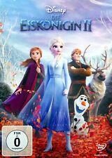 Die Eiskönigin 2, DVD, NEU