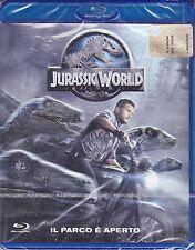 Blu-ray **JURASSIC WORLD** nuovo 2015