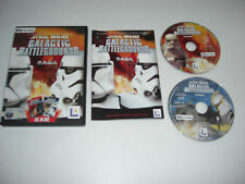 Star Wars Galactic champs de bataille Saga PC Inc Base game + clone campaigns Add-on
