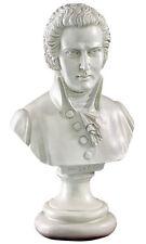 "13.5"" Mozart Sculpture Bust Replica Reproduction"