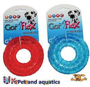 Gor Pets Dog Toy, Gor Flex Floating Treat Ring 10cm GF25
