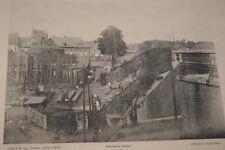 DOUAI ETABLISSEMENT CAIL PORTE LILLE INTERIEUR  PHOTO AUGUSTIN BOUTIQUE 1891 D16