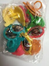 New 15 Disney Tinkerbell Party Favor Cupcake Rings