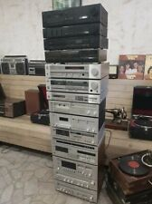 Grundig audio system CD 7500,R 7500,T 7500,CF 7400 Unique Collection Very Rare