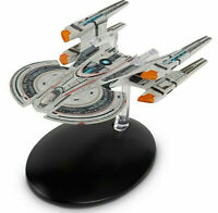 STAR TREK Online Starship Collection #05 U.S.S. Buran NCC-96400 EAGLEMOSS