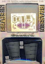 Eduard Brassin Spitfire radio compartment Radiofach 1:48 NEU kit Modell-Bausatz