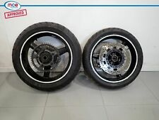 Yamaha YZF-R6 5EB Wheels Front And Rear With Discs Race Spare1999 2000 2001 2002