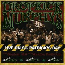 Dropkick Murphys - Live on St Patricks Day from Boston MA [CD]