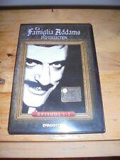 LA FAMIGLIA ADDAMS - EPISODI 1-2 MGM/DEAGOSTINI 2008