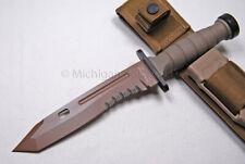 FOX Knife - FX-0171116 Oplita Combat Survival Knife   (F48)