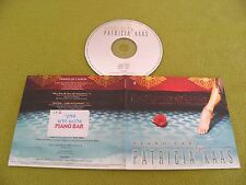 Patricia Kaas Piano Bar Sampler Exraits De L'Album RARE Israel Israeli Promo CD