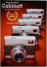 Photographica Cabinett 50 Wirgin Hess&Sattler Werra Canon Kunik ERKA Instamatic