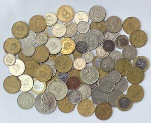 Dominican Republic / Haiti Lot X78 Antique And Modern 1888-2016 Coins #N62