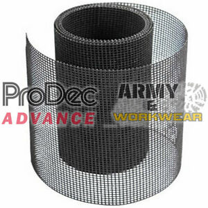 ProDec Advance 120 Grit Sanding Clog Free Mesh Dual Side Use Brown 5m