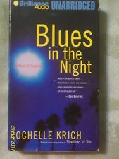 Blues in the Night by Rochelle Roche Krich (2002, 6 Audio Book Cassettes, Unabr