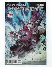 Old Man Hawkeye # 3 Mighty Thor Variant Cover NM Marvel