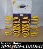 A-Max Lowering Springs for Vauxhall Astra H Mk5 1.4/1.6/1.8 2004-2010 -35mm Amax