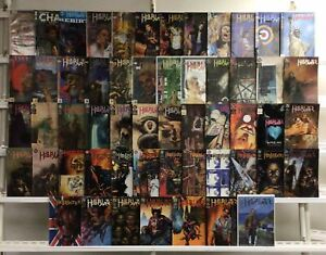 Hellblazer Lady Constantine Dc 55 Lot Comic Book Comics Set Run Collection Box