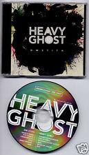 DM STITH Heavy Ghost US 12-trk promo CD Asthmatic Kitty