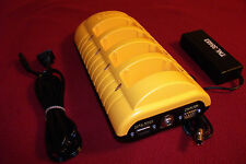 Trimble GPS TSM 4 Pro XR/XRS/XL Ag MS750 Office Support Module battery charger