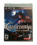 Castlevania Lords Of Shadow PS3 **SEALED**