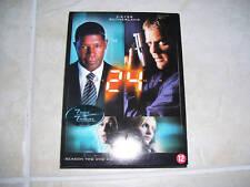 24 Twenty Four Season Two DVD COLLECTION ( 6 DVD box )