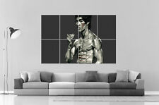 BRUCE LEE ART OF WING CHUN 03 Wall Art Poster Grand format A0 Large Print