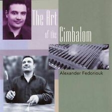 The Art Of The Cimbalom - Fedoriouk, Alexander (CD 2...