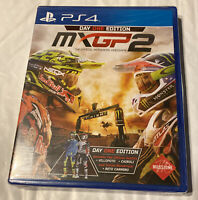 MXGP2: Day One Edition Official Motocross Video Game Sony PlayStation 4 Sealed*