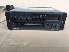 PHILIPS Rallye 557 AUTO CAR radio lettore di cassette
