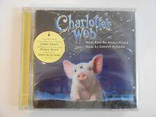 musique du film CHARLOTTE'S WEB : DANNY ELFMAN / McLACHLAN || CD NEUF ! PORT 0€