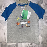 Boys Age 2-3 Years - BNWTS Mountain Warehouse T Shirt Top