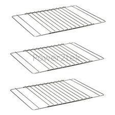3 x Smeg Universal Adjustable Oven/Cooker/Grill Shelf Rack Grid Extendable UK